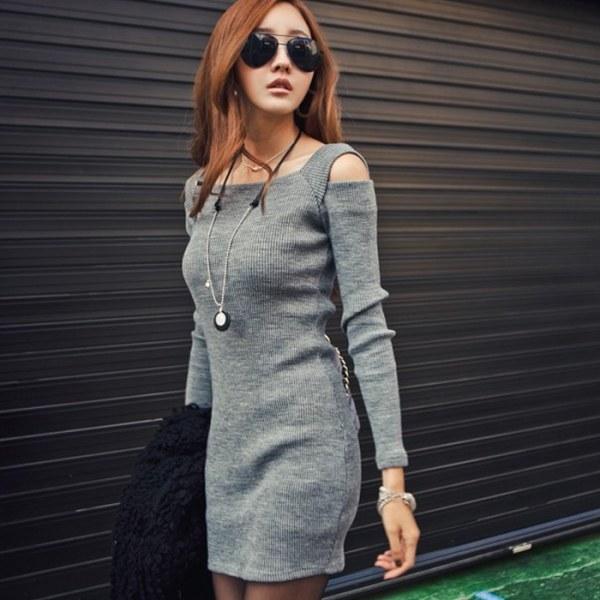 Прозрачное платье на сорочку