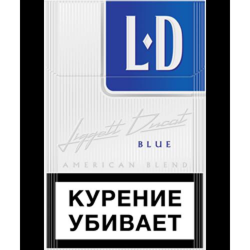 Сигареты лд компакт синий купить сколько заряжается одноразовая электронная сигарета