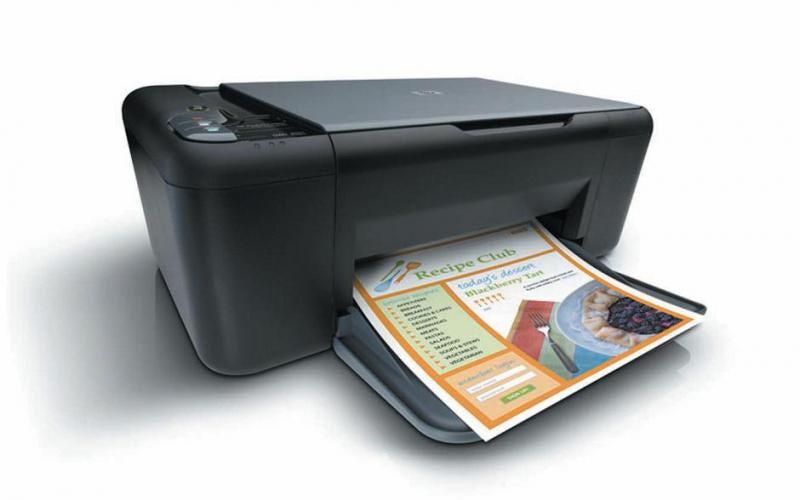Скачать драйвера для принтера hp deskjet f2400