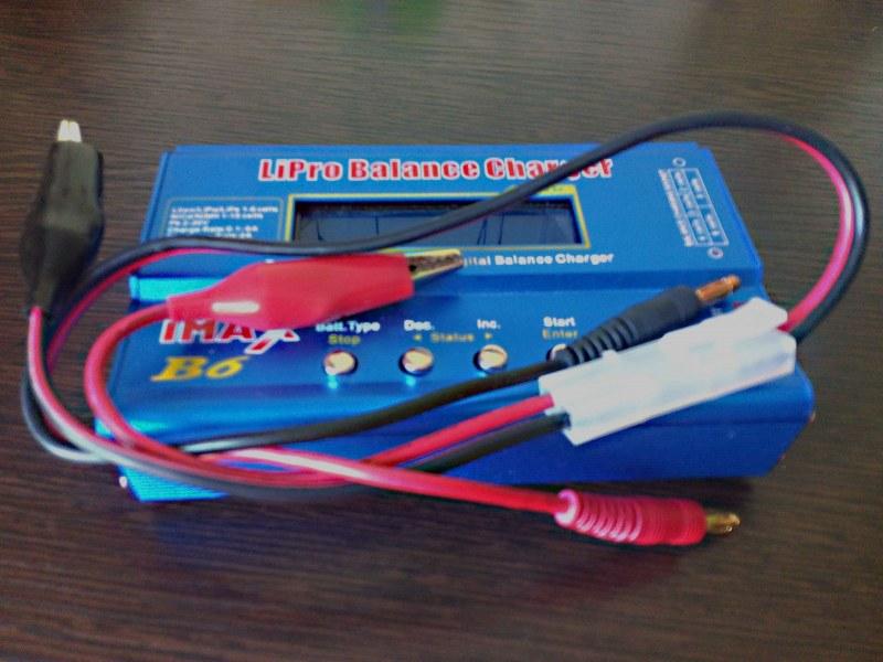 зарядное устройство для Li Ion аккумуляторов Aliexpress Imax B6