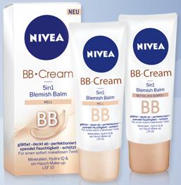 Bb cream nivea отзывы