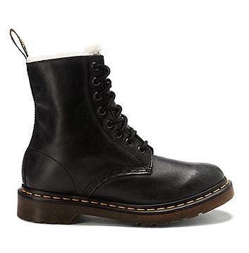 fc6b1346f Ботинки Dr.Martens SERENA BLACK POLISHED LAREDO | Отзывы покупателей