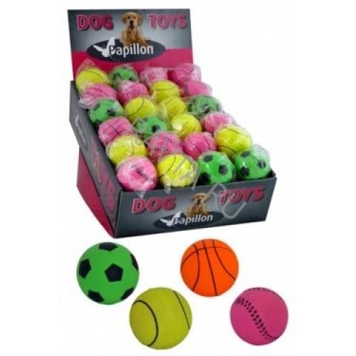 8a7565a240605 Игрушка для собак Papillon Мячик 6 см.   Отзывы покупателей