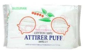 Ватные диски Suzuran Attirer Puff