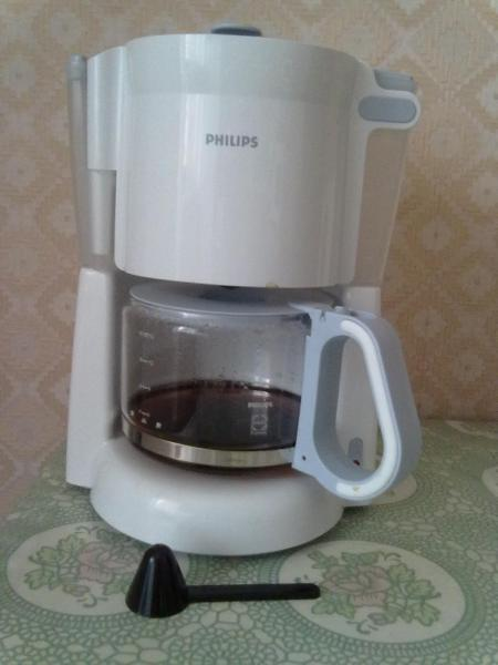 Кофеварка philips hd7434/20 инструкция