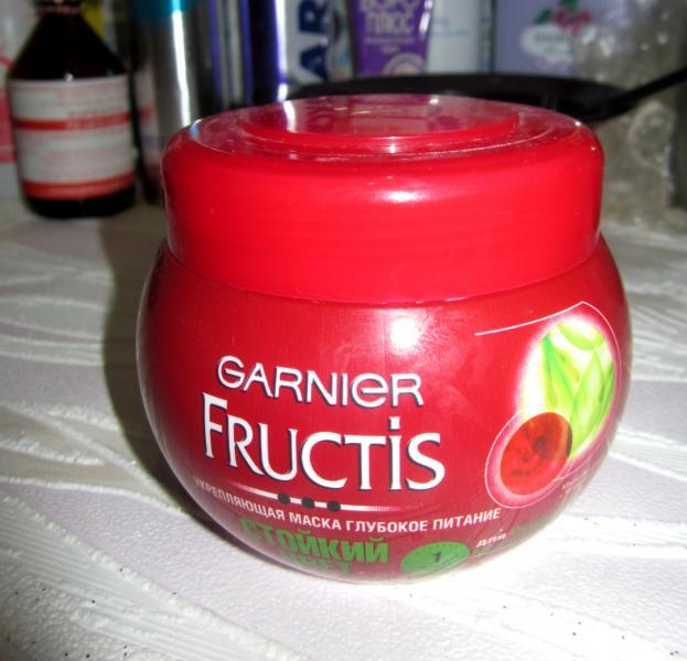 Отзывы маска для волос фруктис
