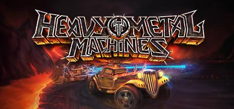 Heavy metal machines игра скачать