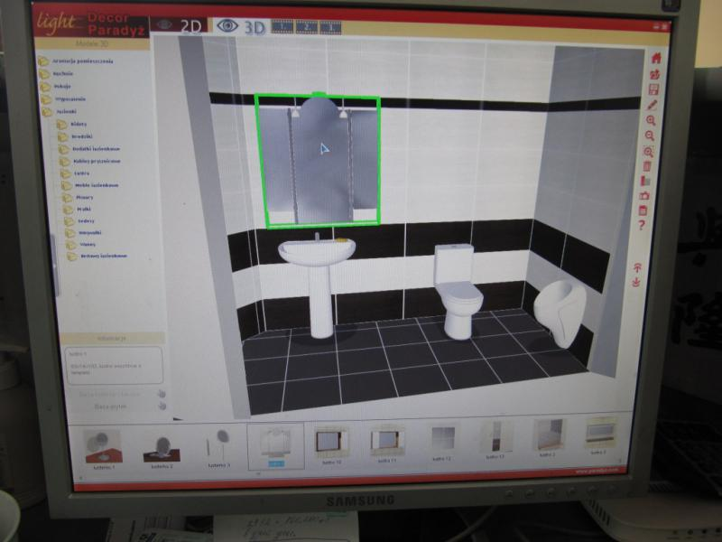 Программа для дизайна плитки в ванной