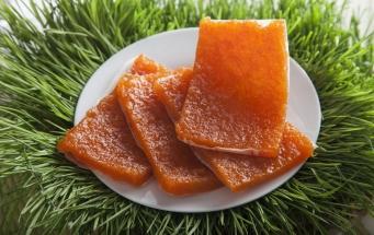 пастила желейная морковная рецепт