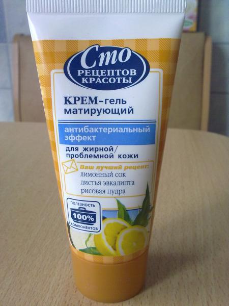 Рецепт крема для проблемной кожи