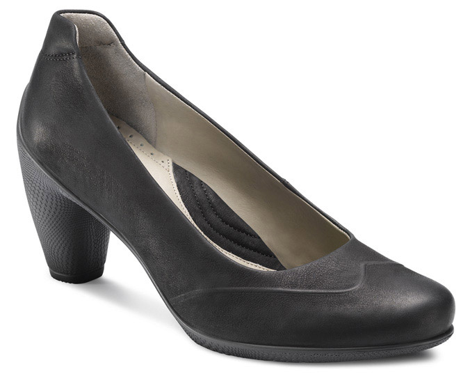 Туфли осенние Ecco SCULPTURED - «Очень удобные 5f2430231a56a