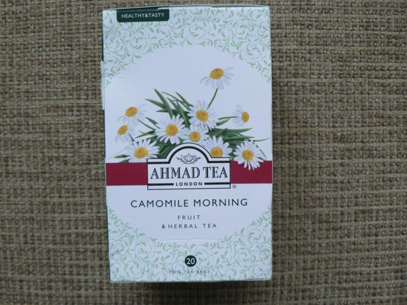 Ромашка травяной чай