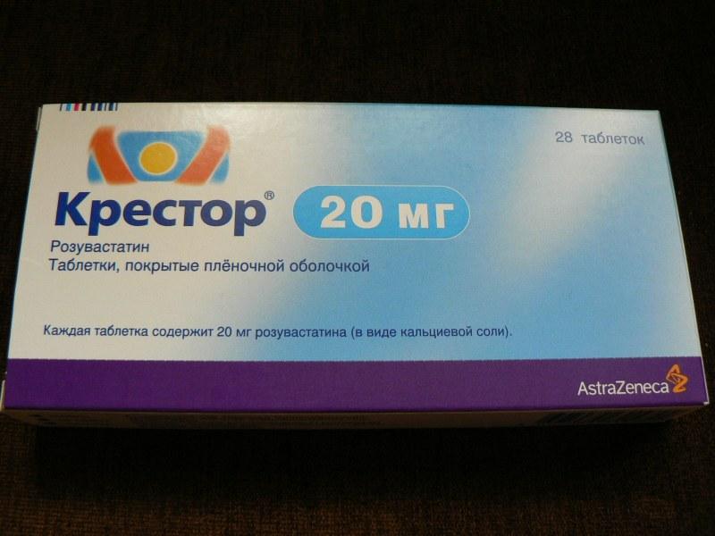 препарат крестор купить в москве