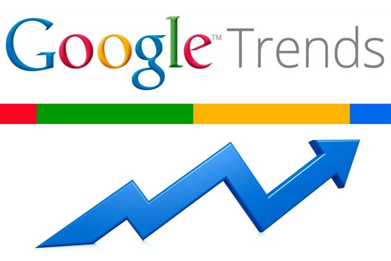 Картинки по запросу Google Trends