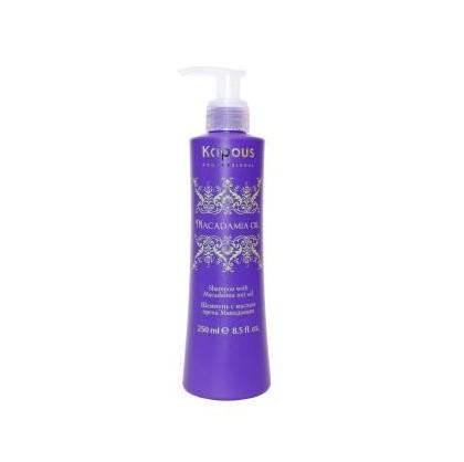 Маска для волос с маслом макадамии капус отзывы