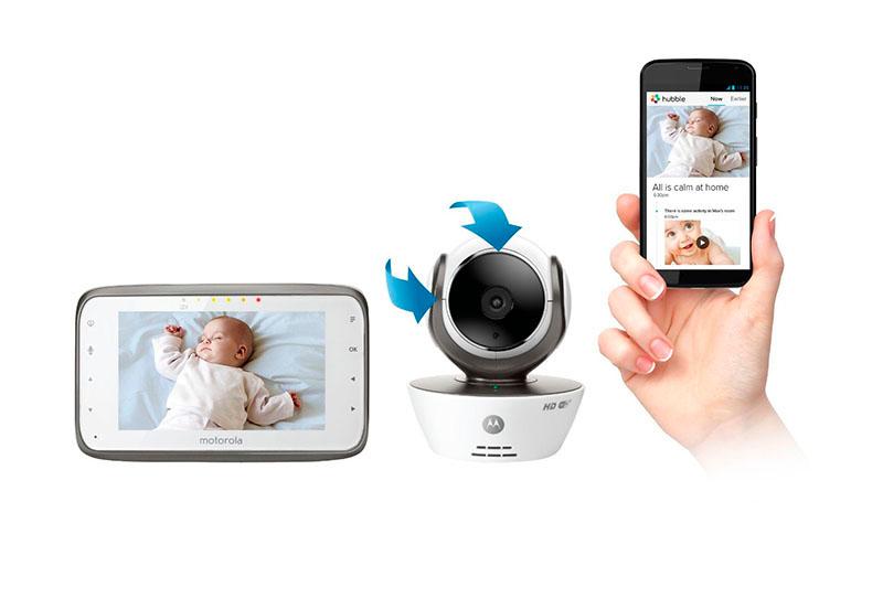 видеоняня Motorola Mbp854 Connect отзывы покупателей