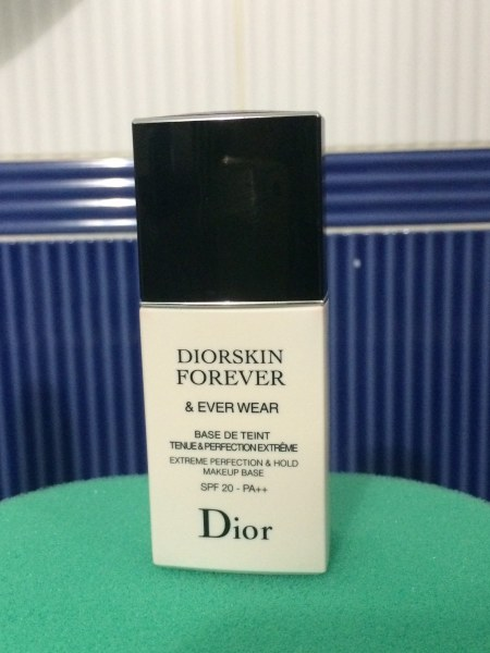 База под макияж dior forever отзывы