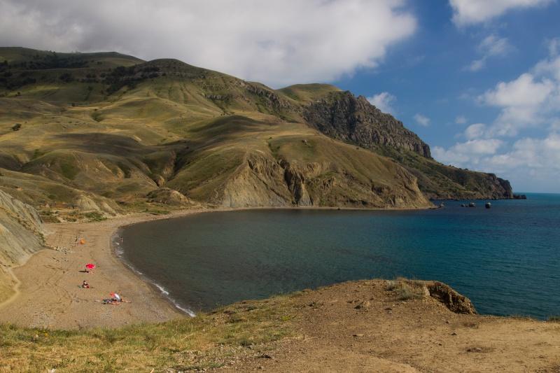 пляж меганом карта и фото самый