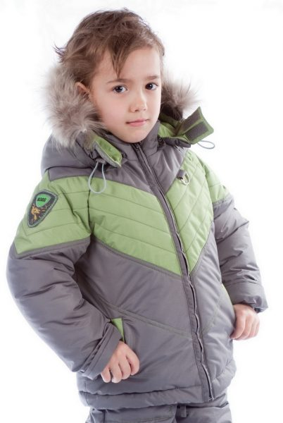 Купить зимнюю одежду для мальчика качественного фабричного производства в каталоге магазина M-moda