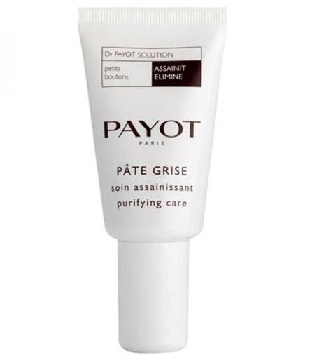 очищающая паста payot pate grise 171 p 226 t 233 grise в действии без прикрас тест на прыще фото до