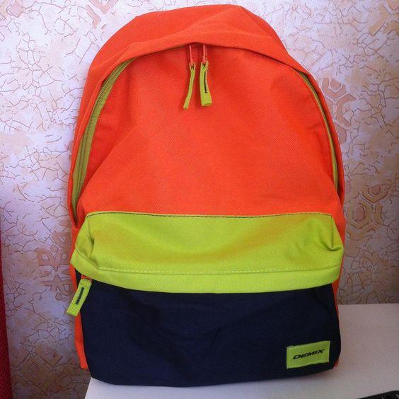 Demix рюкзак фото фоторюкзак nikon pro купить