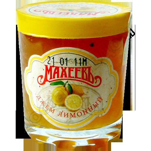 джем из лимона рецепт с фото