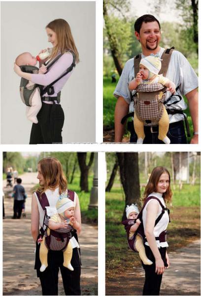 кенгуру Baby Style инструкция по применению - фото 7