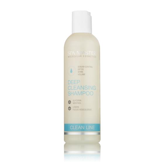Шампунь Spa master Deep cleansing shampoo