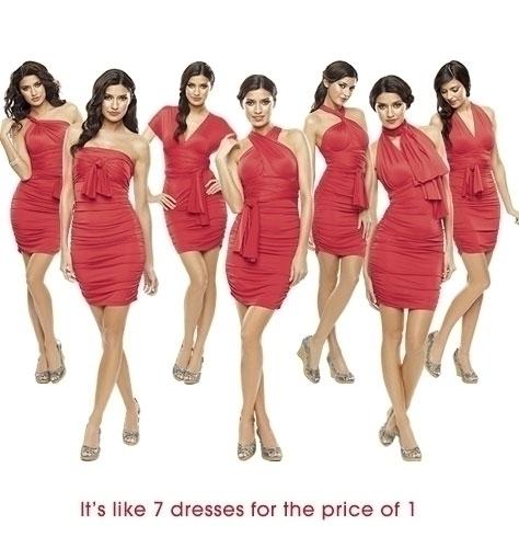 Бордовое платье эйвон