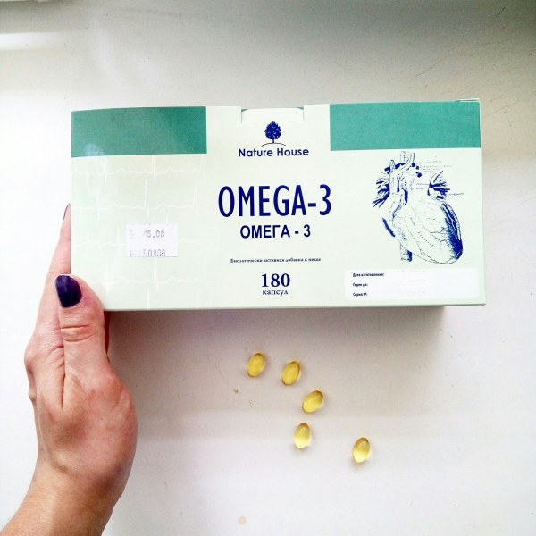 🐟как принимать рыбий жир в капсулах? Суточная норма омега-3.