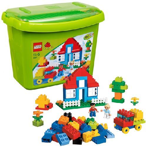 Конструктор Lego Duplo Disney TM Домик на пляже 10827
