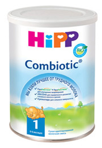 Hipp combiotic 1 инструкция