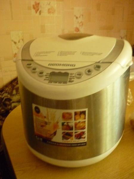 Рецепты с фото для хлебопечки редмонд