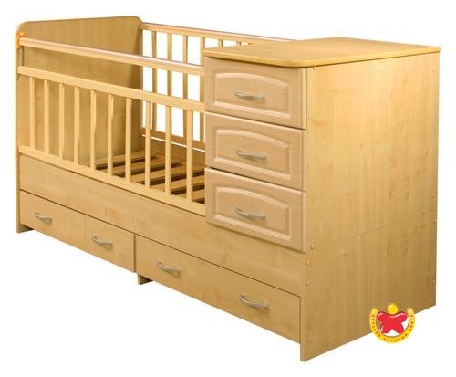 Кроватка Ульяна трансформер -