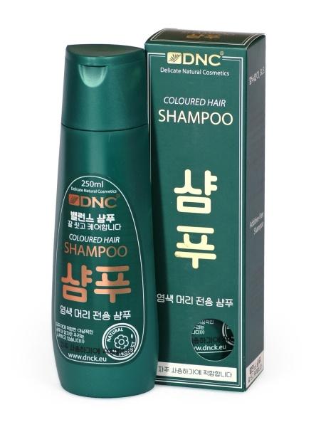 Шампунь для окрашенных волос dnc отзывы
