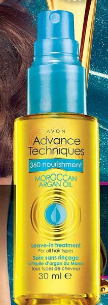 Масло для волос с аргановым маслом эйвон отзывы
