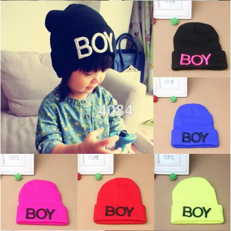 2930384ae4f Шапка детская Aliexpress Baby Girls Boys Knitted Woolen Skull Hats Toddler  Ski Hats BOY Beanie Caps Wholesale - отзывы