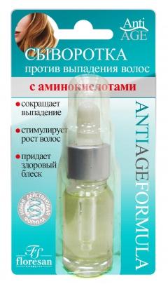 Сыворотка против выпадения волос