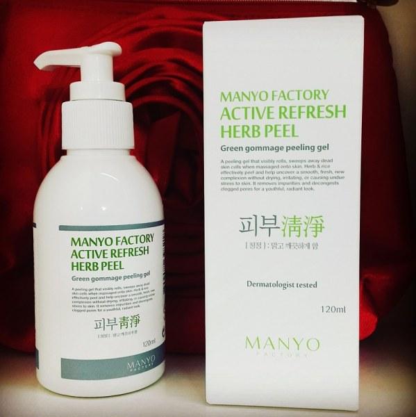 Корейская косметика manyo factory отзывы