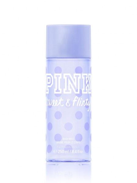 54a5e380948af Спрей для тела Victoria's Secret PINK sweet&flirty   Отзывы покупателей