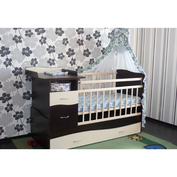 Кроватка ТМК «Островок уюта»