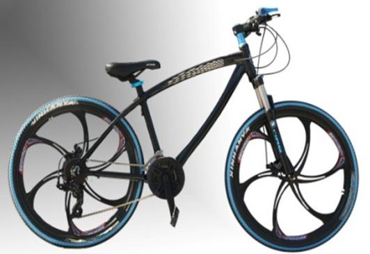 50fa1e901880b Велосипед BMW Горный велосипед X1 BLACK с литыми дисками | Отзывы ...