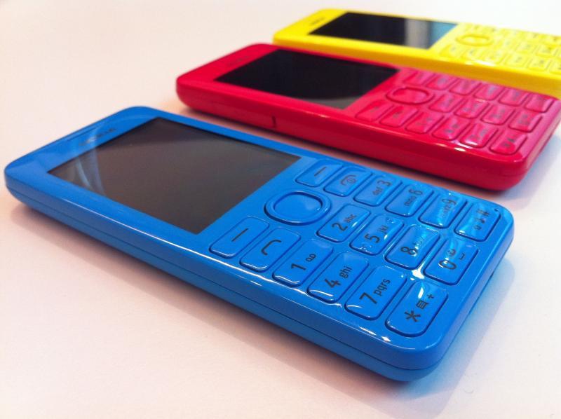 Nokia 206   Отзывы покупателей