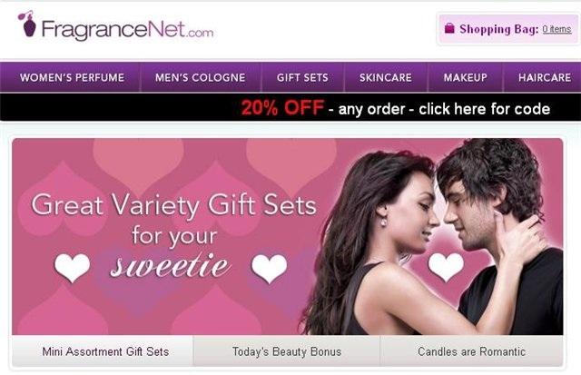 26396c5e Fragrancenet.com Американский интернет-магазин парфюмерии и косметики -  отзывы