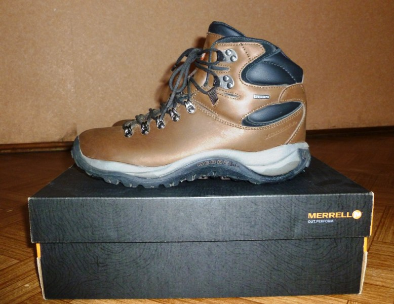 ce5db3d8 Мужские ботинки MERRELL Reflex II Mid   Отзывы покупателей