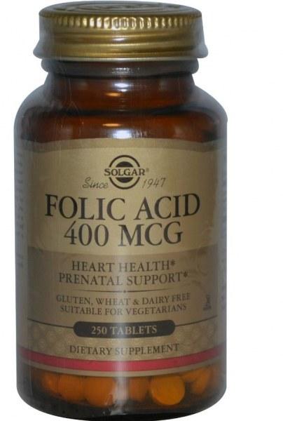 Folic Acid 400 Mcg Инструкция - фото 4
