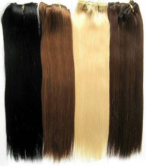 Купить волосы на заколках екатеринбург