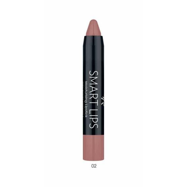 помада карандаш для губ Golden Rose Smart Lips Moisturising Lipstick