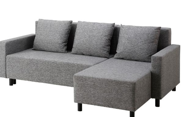 LUGNVIK диван-кровать с козеткой из IKEA   Отзывы покупателей 01ec5725d23
