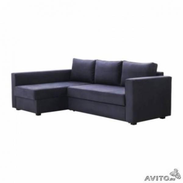 угловой диван кровать монстад Ikea отзывы покупателей